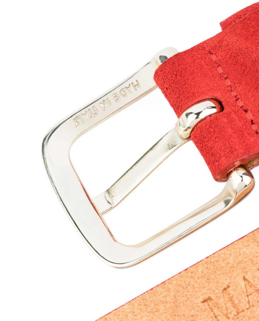 1-Inch-Red-Suede-Belt-Made-in-Italy