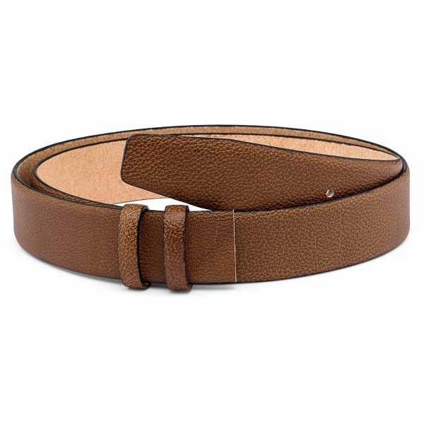 Beige-Mens-Belt-Strap-35-mm-First-picture