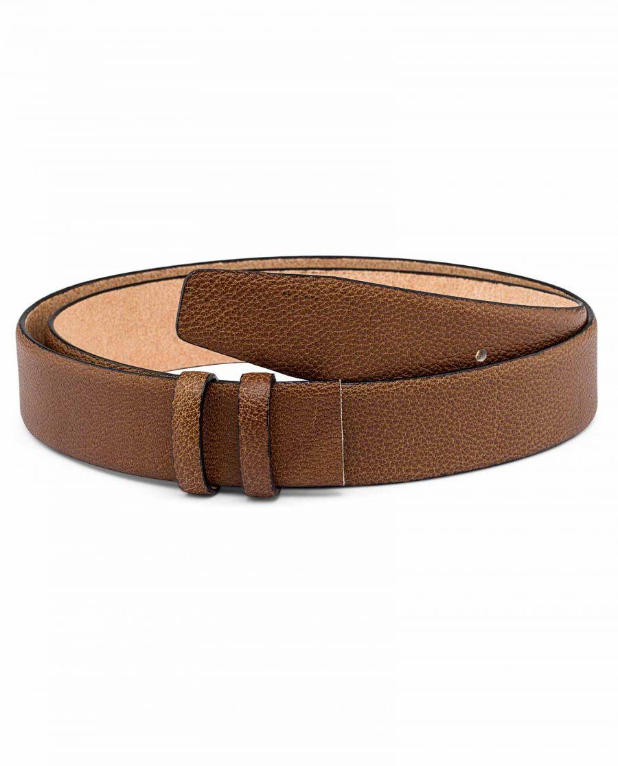 Beige-Mens-Belt-Strap-35-mm-First-picture