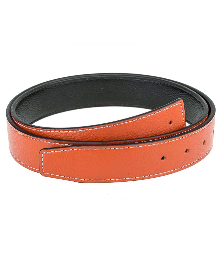 Beige-h-belt-strap-narrow-front