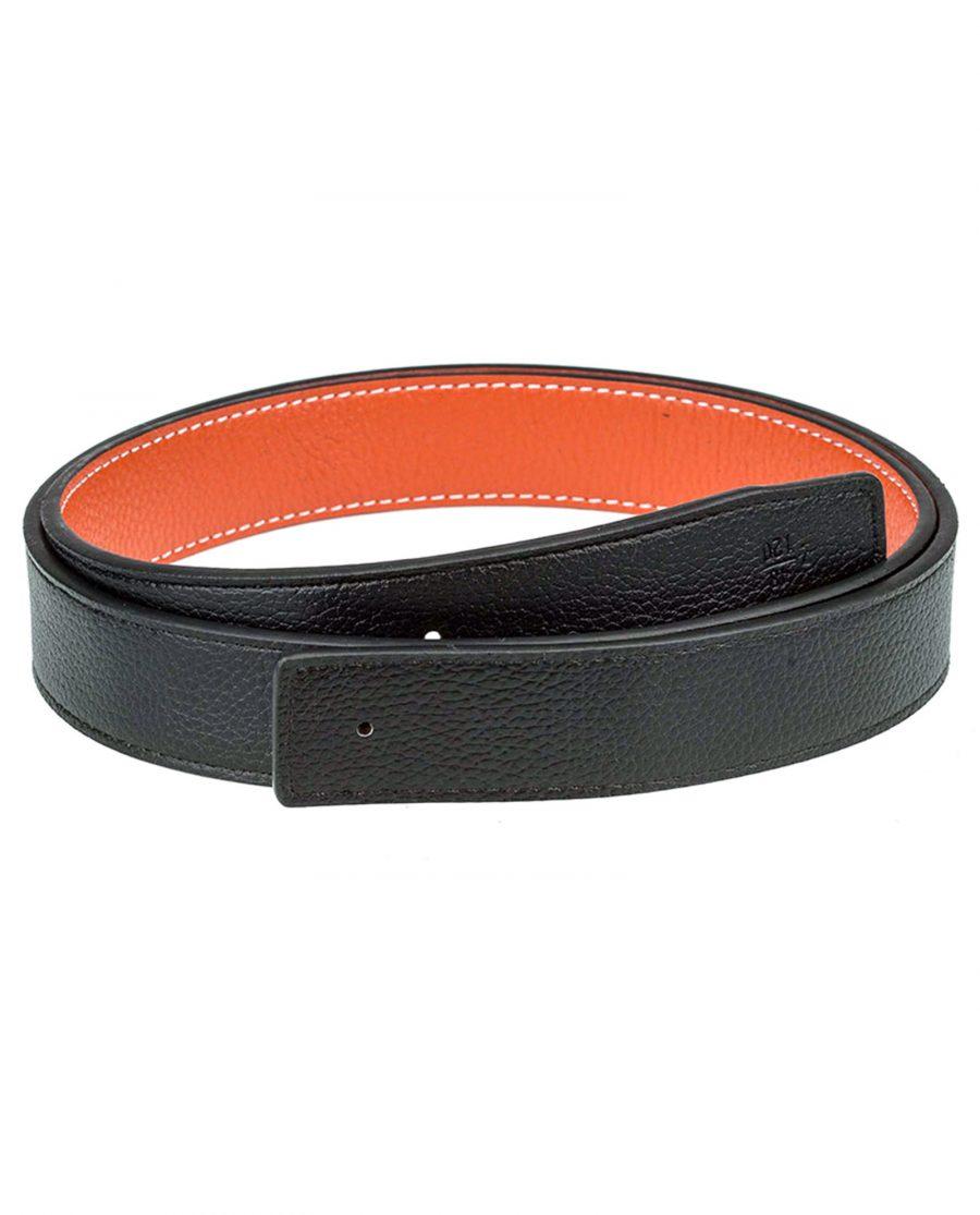 Beige-h-belt-strap-narrow-reverse