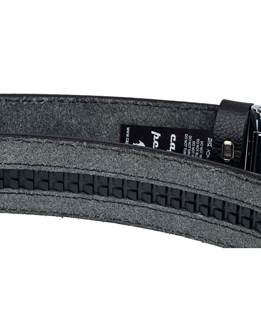 Black-Belt-With-Automatic-Buckle-Inside