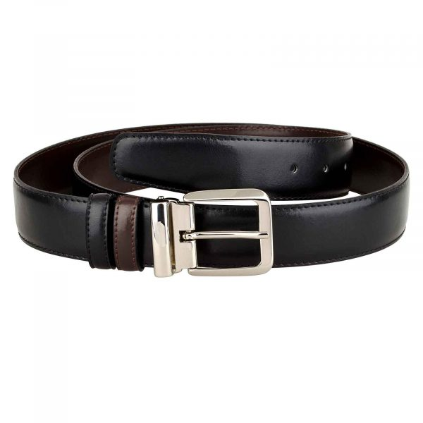 Black-Brown-Belt-Italian-Buckle-Main-picture