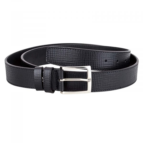 Black-Checkered-Belt-by-Capo-Pelle-First-image