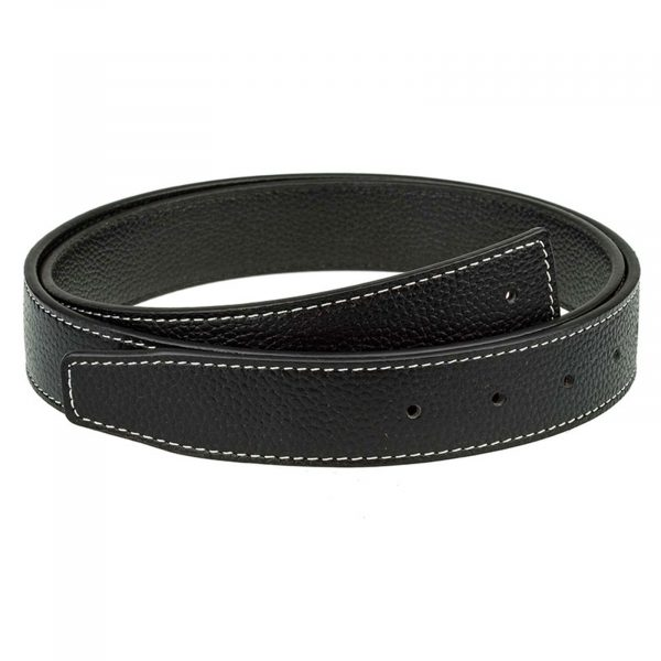 Black-H-belt-strap-narrow