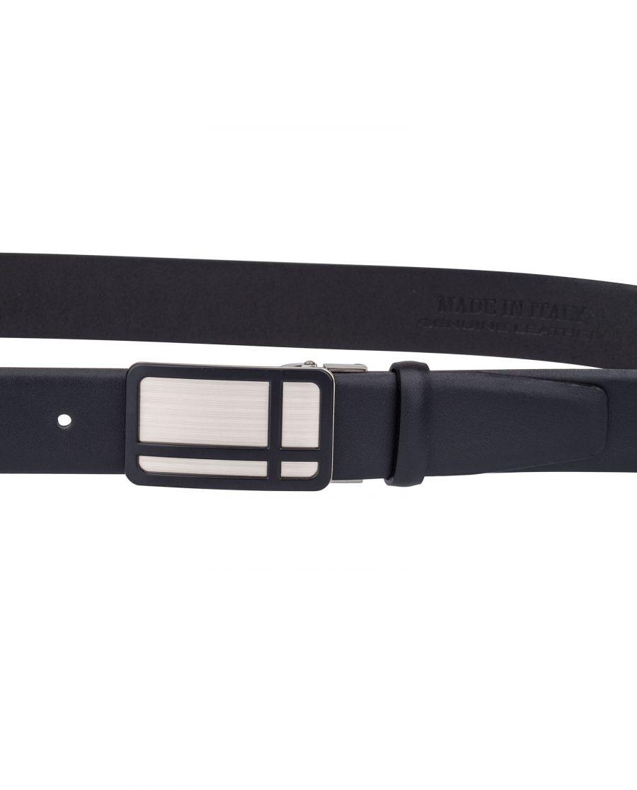 Black-Leather-Belt-Cross-buckle-On-pants