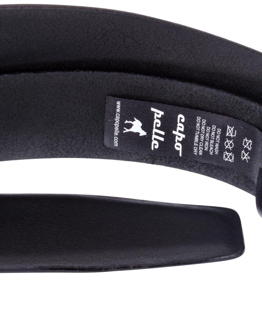 Black-Leather-Belt-for-Men-Care-label