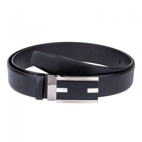 Black-Leather-Belt-for-Men-First-image