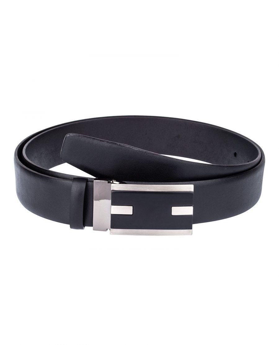 Black-Leather-Belt-for-Men-First-image