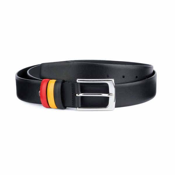 Black-Leather-Belt-with-Belgium-Flag-Colors-Capo-Pelle.jpg