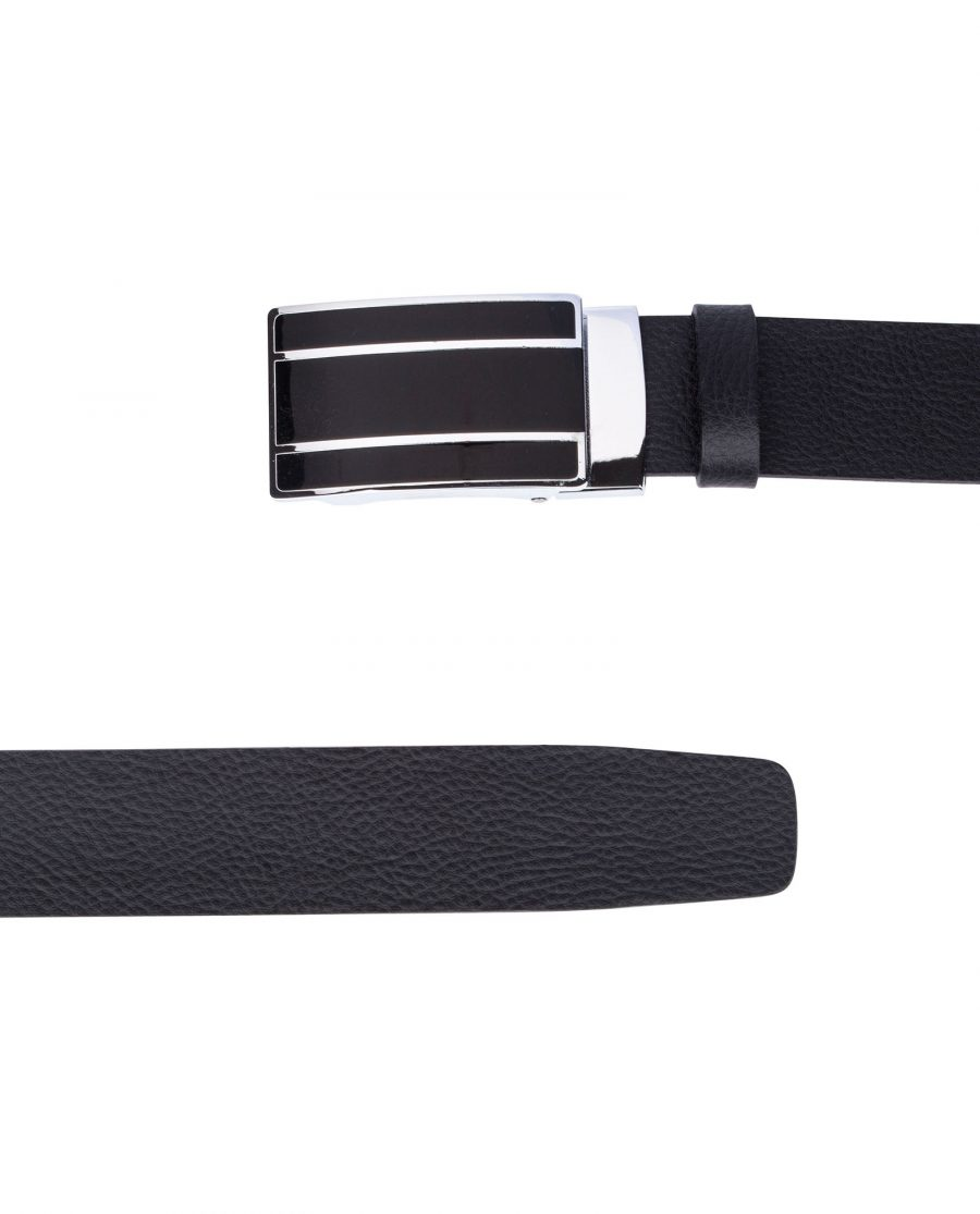 Black-Ratchet-Belt-From-top