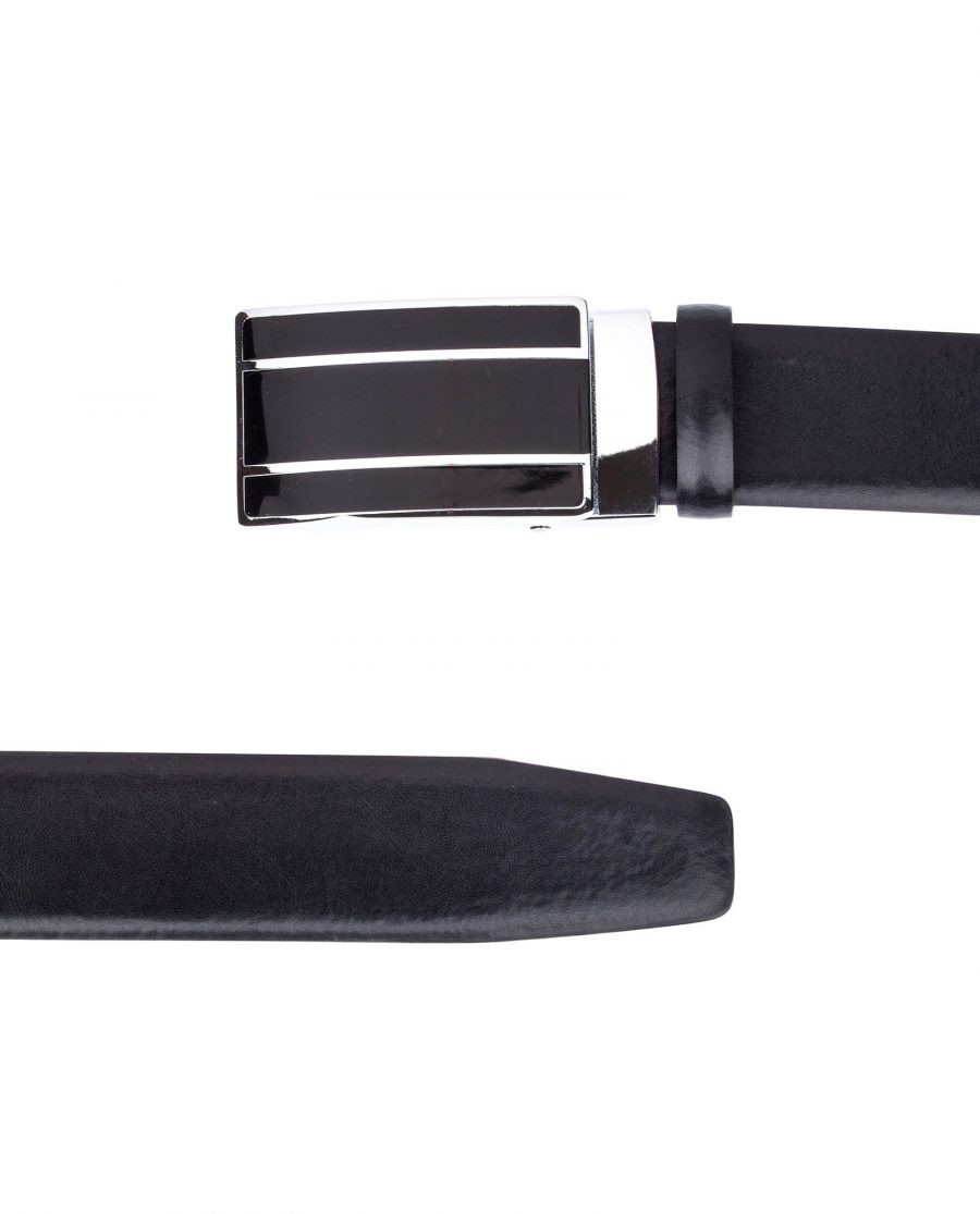 Black-Red-Ratchet-Belt-From-top