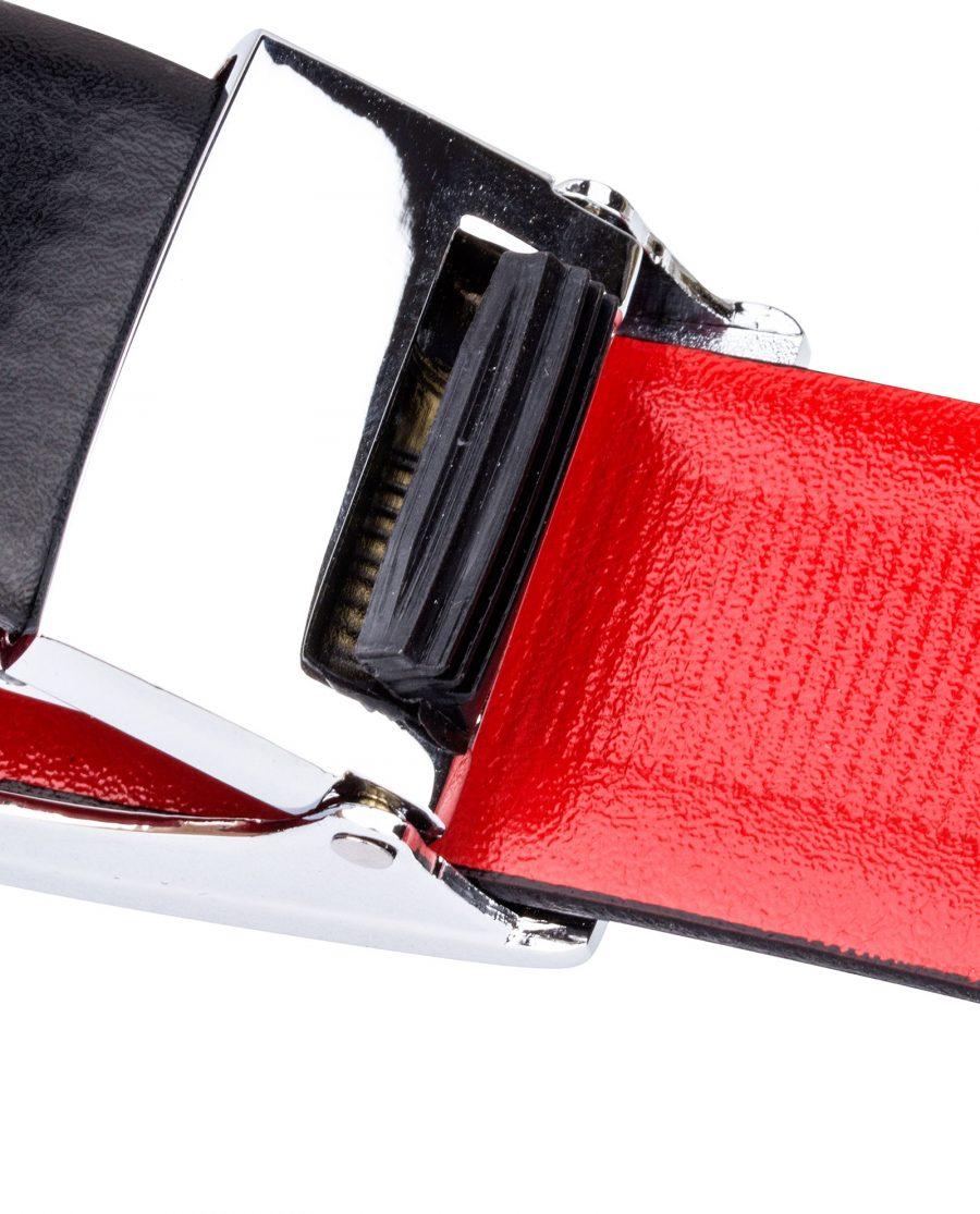 Black-Red-Ratchet-Belt-Slide-mechanism