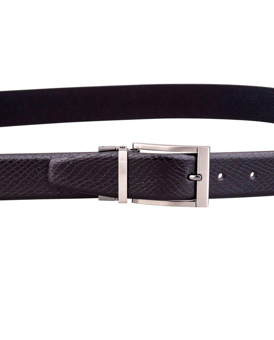 Black-Reversible-Snake-Belt-On-pants