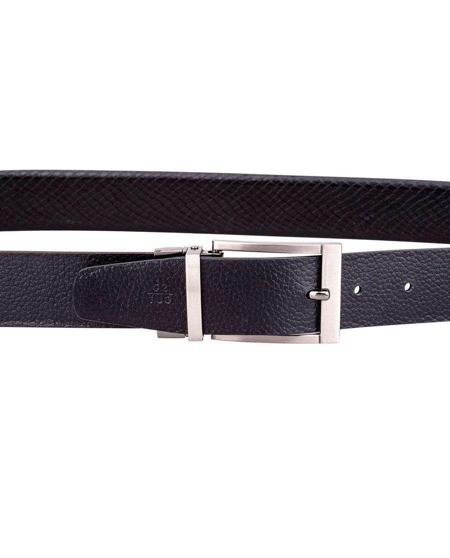 Black-Reversible-Snake-Belt-On-trousers