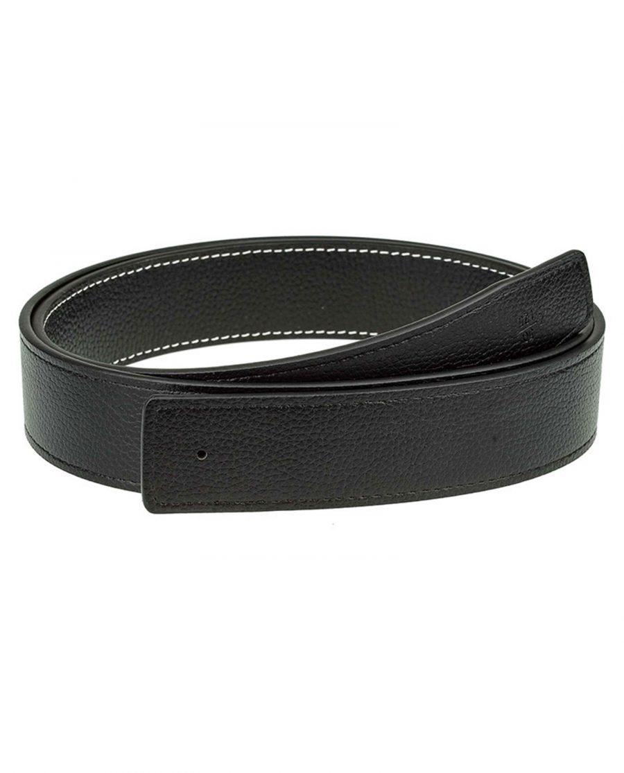 Black-h-belt-strap-wide-reverse