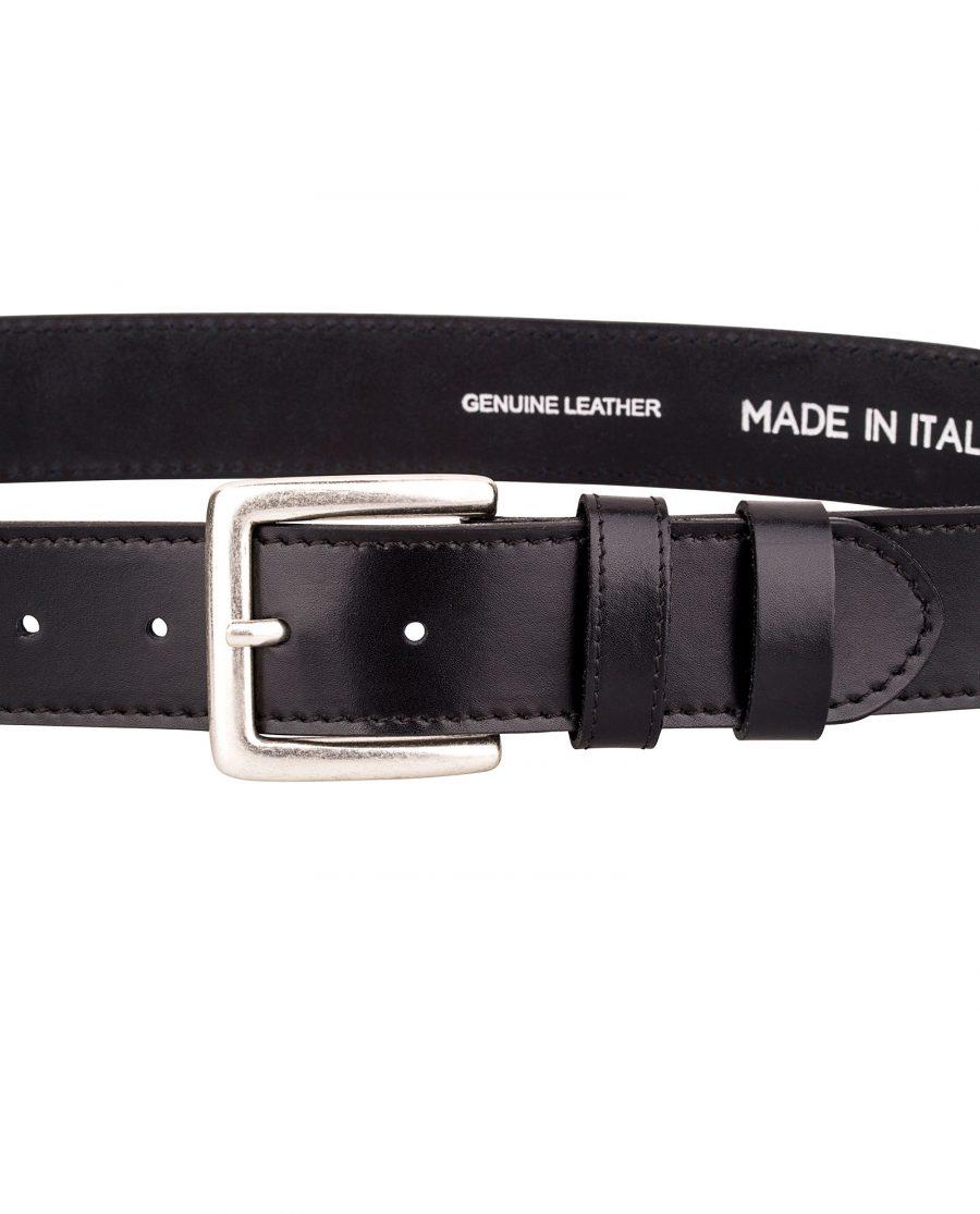 Black-nappa-classic-belt-On-trousers