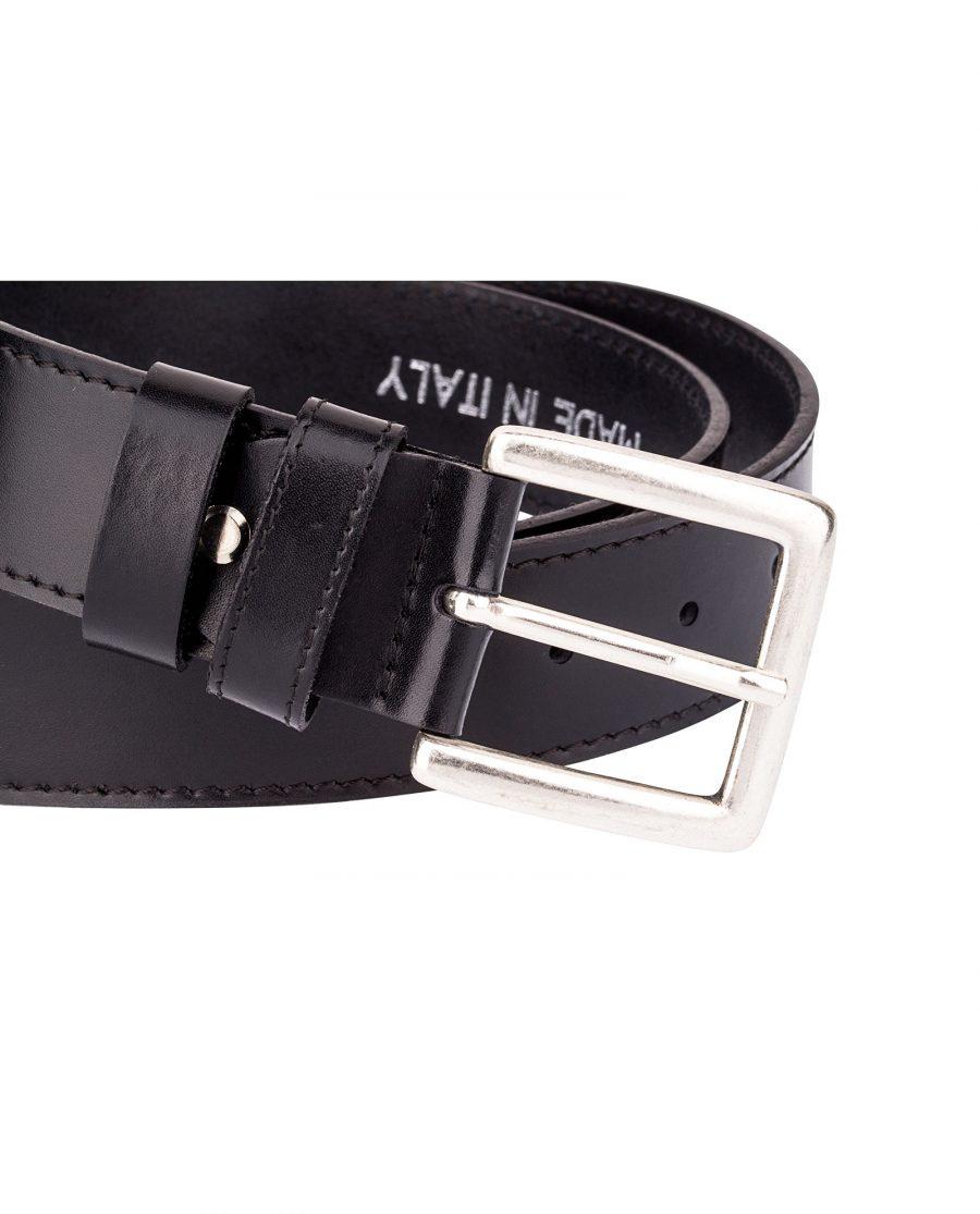 Black-nappa-classic-belt-buckle