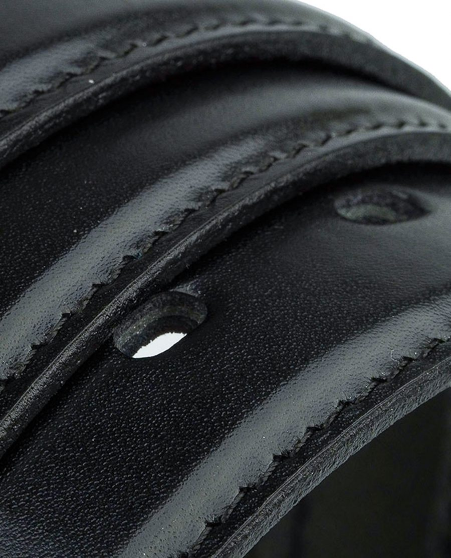 Black-nappa-dress-belt-rolled