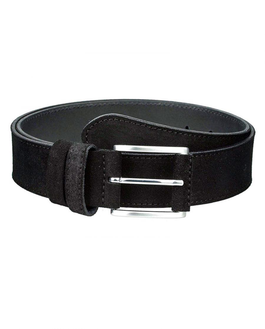 Black-suede-luxury-belt