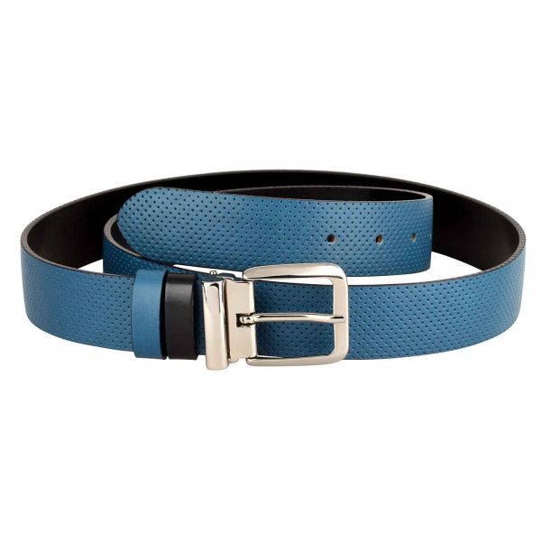 Blue-Golf-Belt-Italian-Buckle-Main-picture