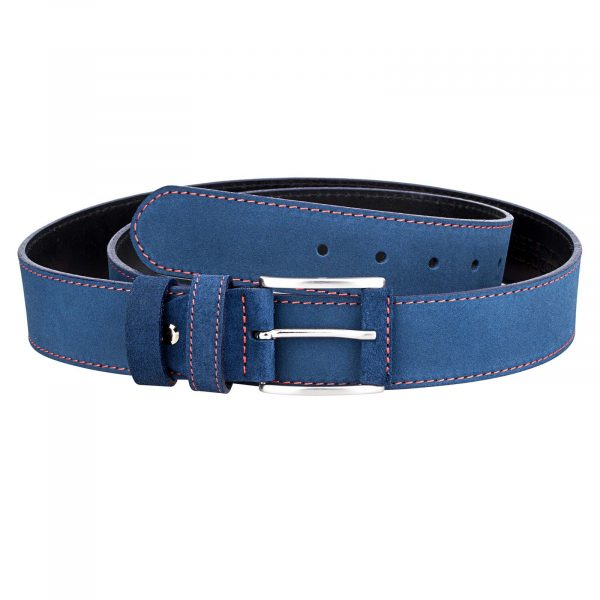 Blue-Suede-Belt-by-Capo-Pelle-Main-image