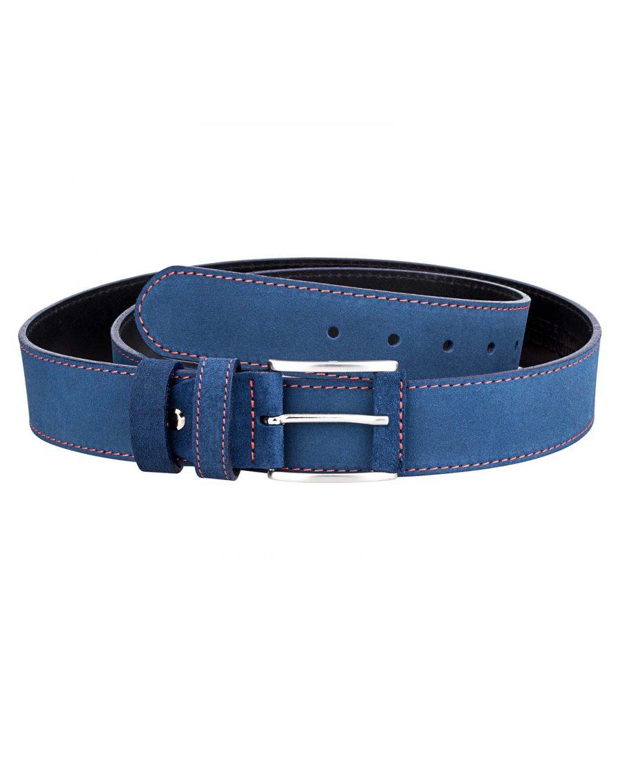 Blue-Suede-Belt-by-Capo-Pelle-Main-image