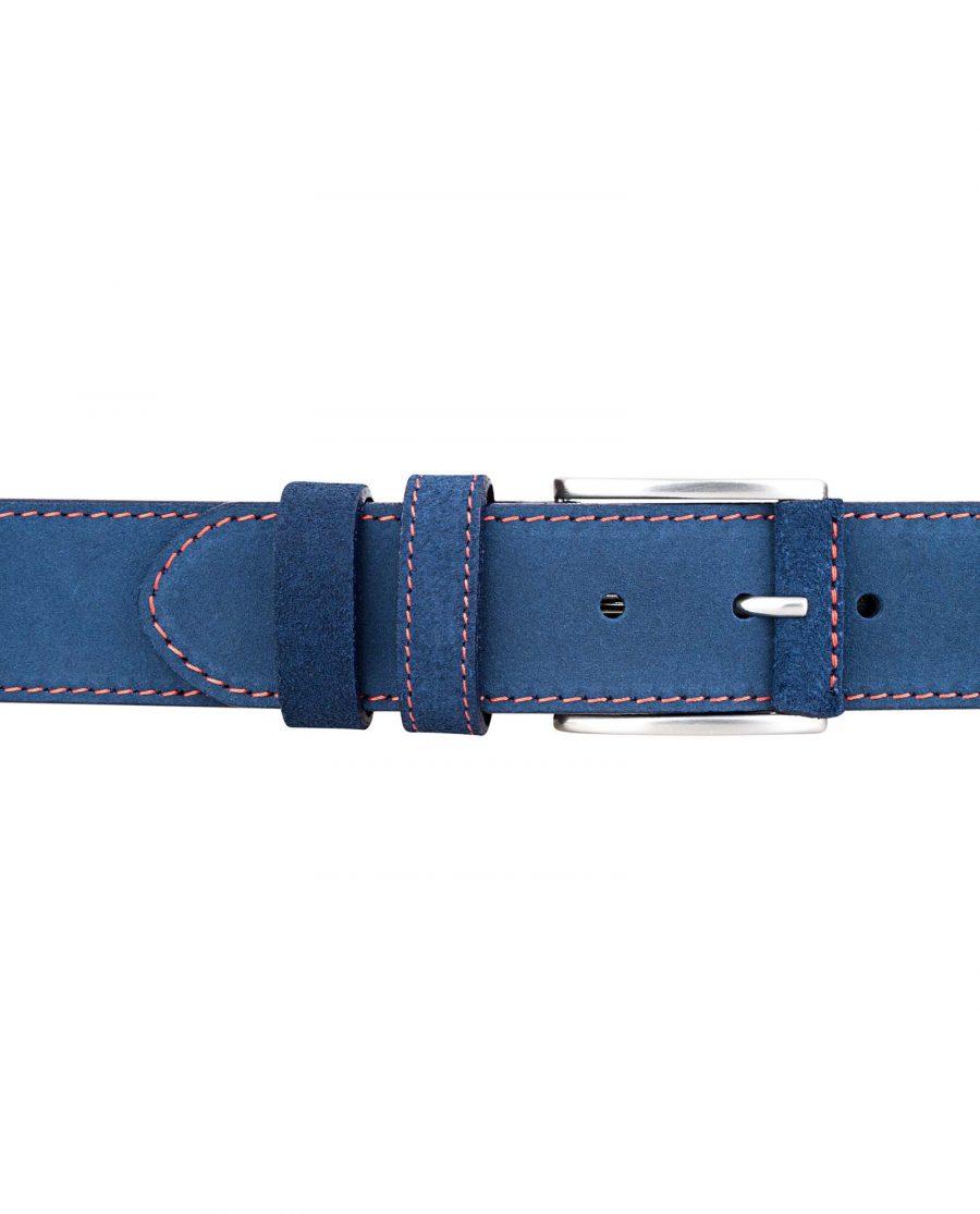 Blue-Suede-Belt-by-Capo-Pelle-On-jenas