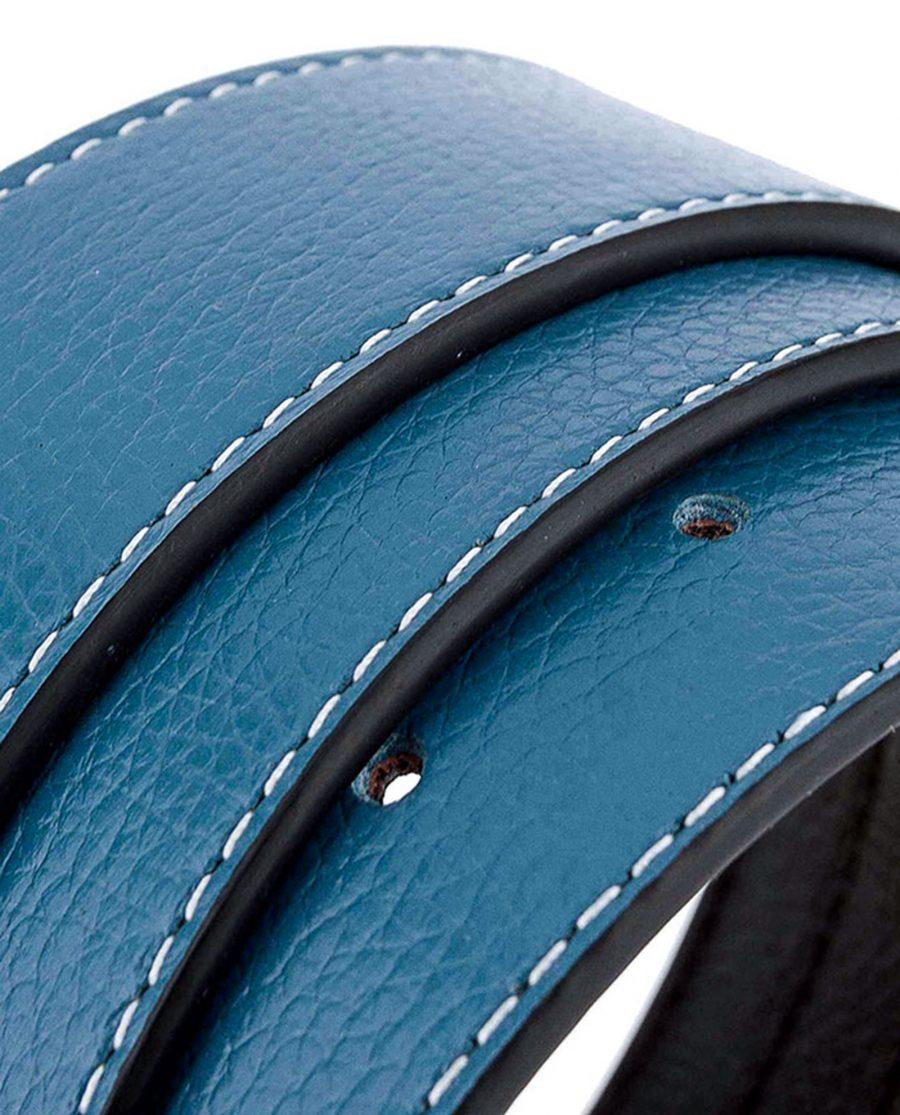 Blue-h-belt-strap-wide-rolled