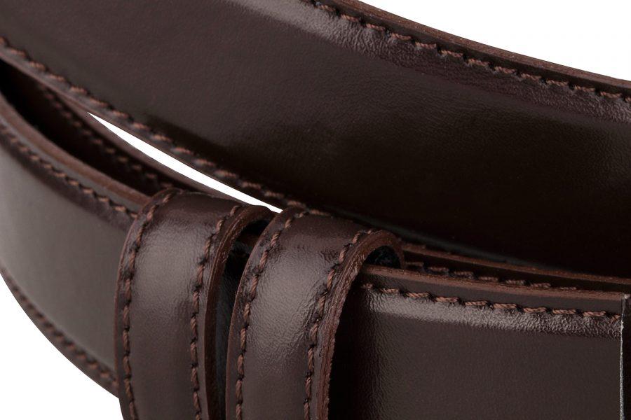 Brown-Belt-Strap-Narrow-Close-image