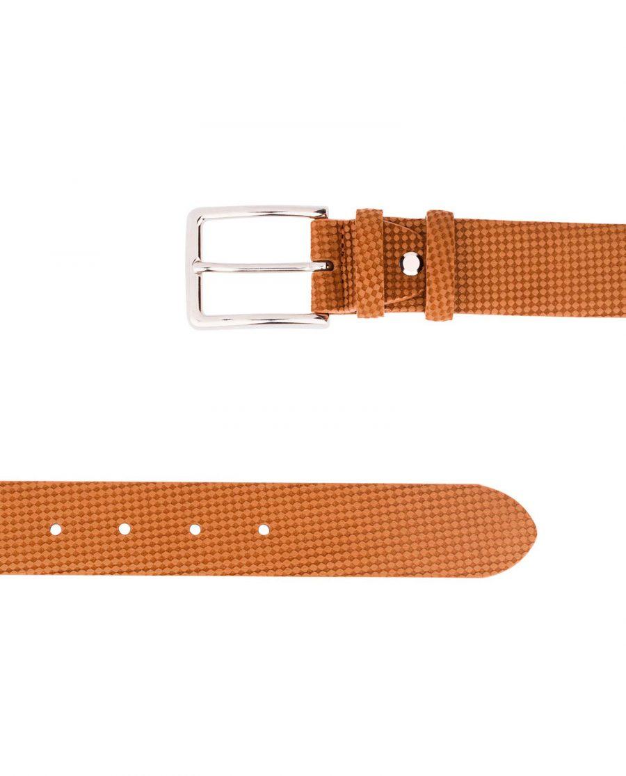 Brown-Leather-Belt-Laser-Nubuck-Both-ends