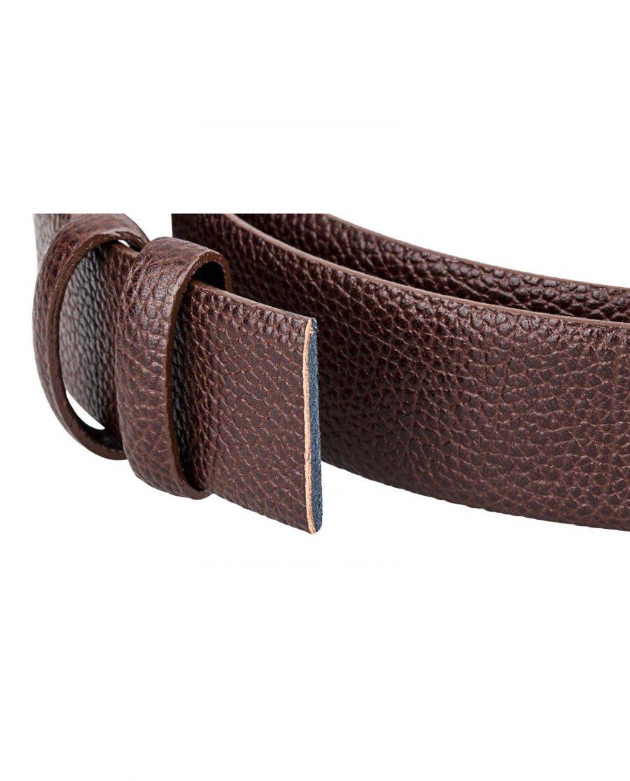 Brown-Mens-Belts-Strap-Attach-buckle