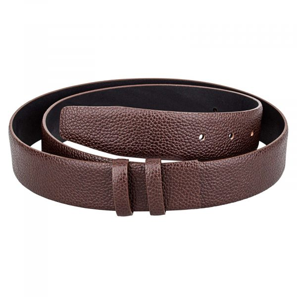 Brown-Mens-Belts-Strap-First-picture