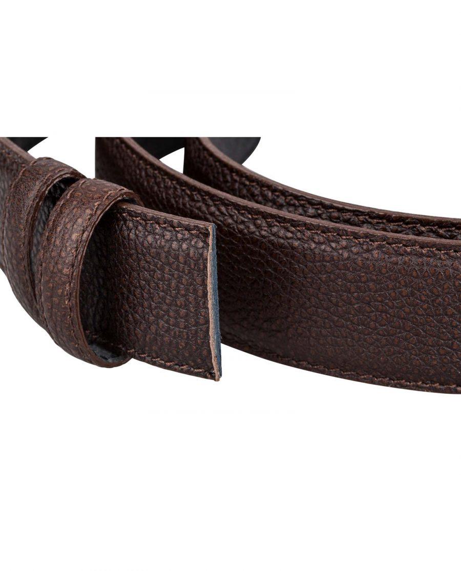 Brown-Suit-Belt-Strap-Buckle-attach