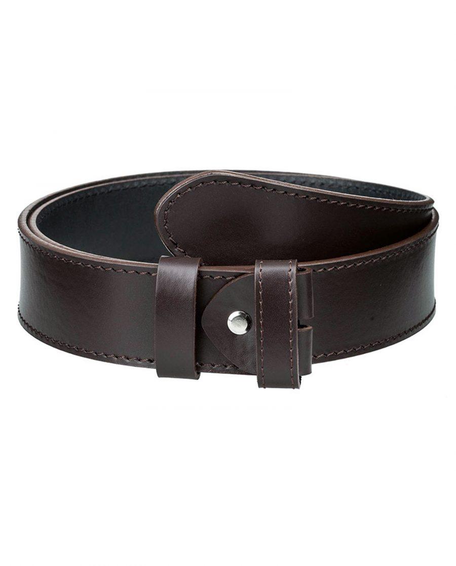 Brown-nappa-belt-strap-wide