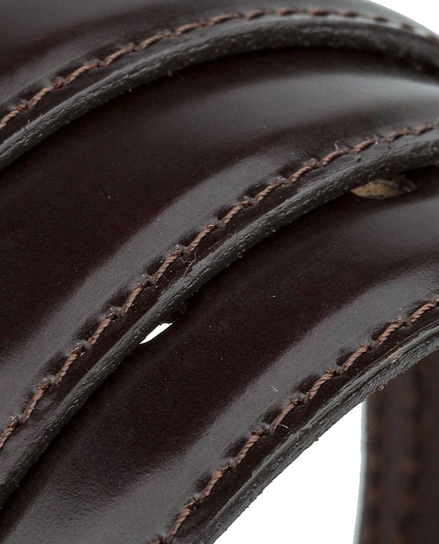 Brown-nappa-dress-belt-rolled