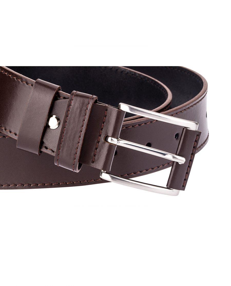 Brown-nappa-luxury-belt-buckle