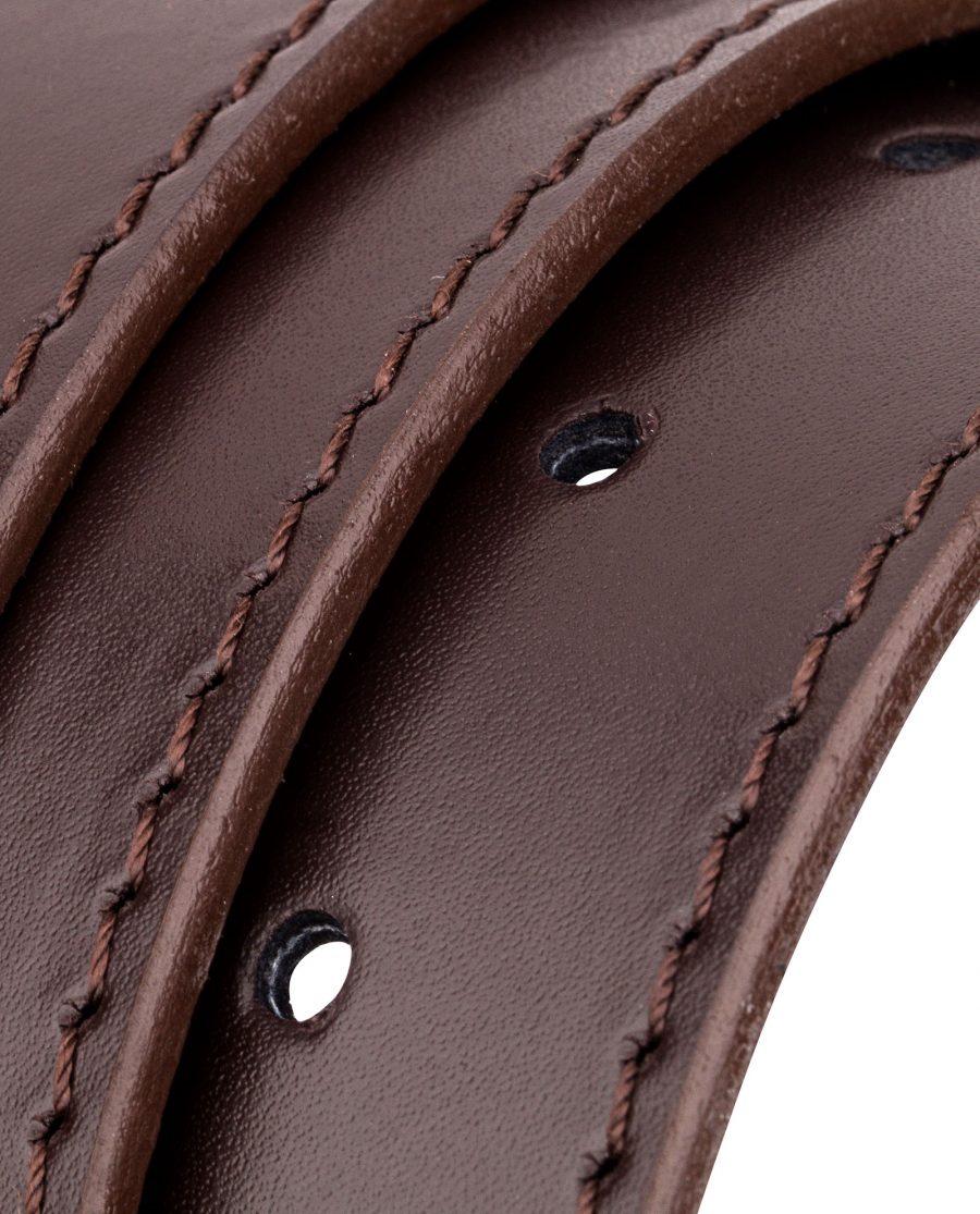 Brown-nappa-luxury-belt-rolled