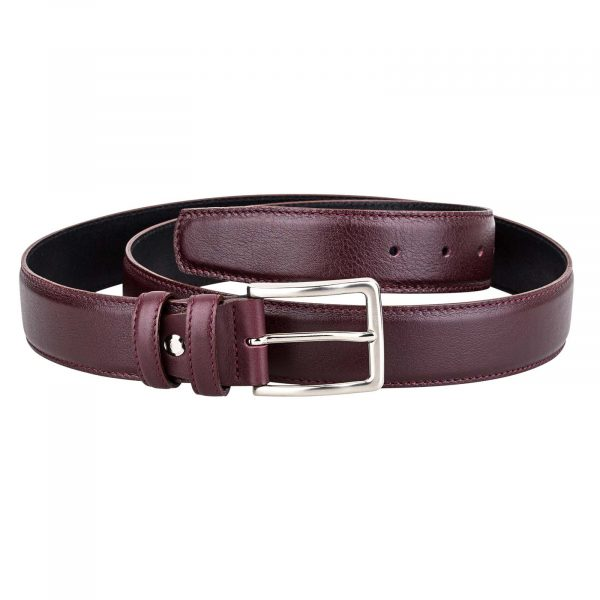 Burgundy-Belt-First-image