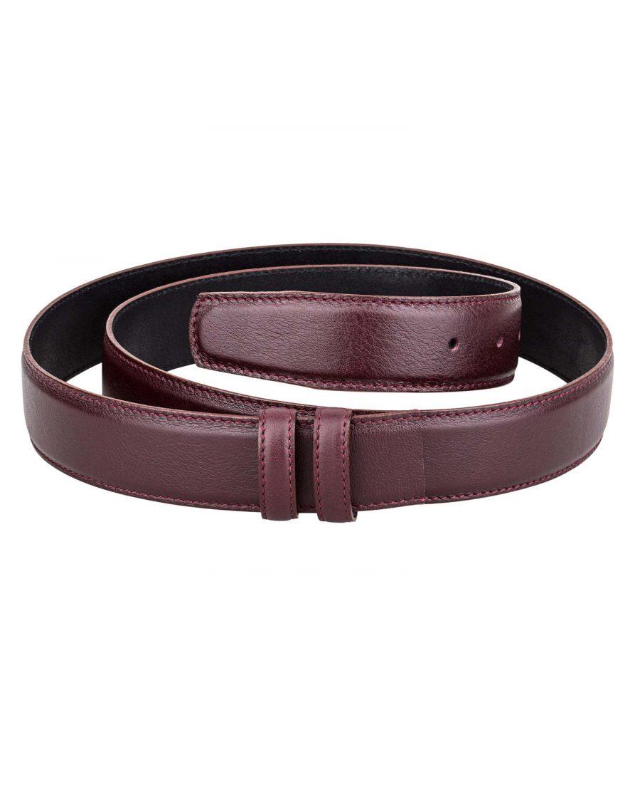 Burgundy-Belt-Strap-Main-Picture