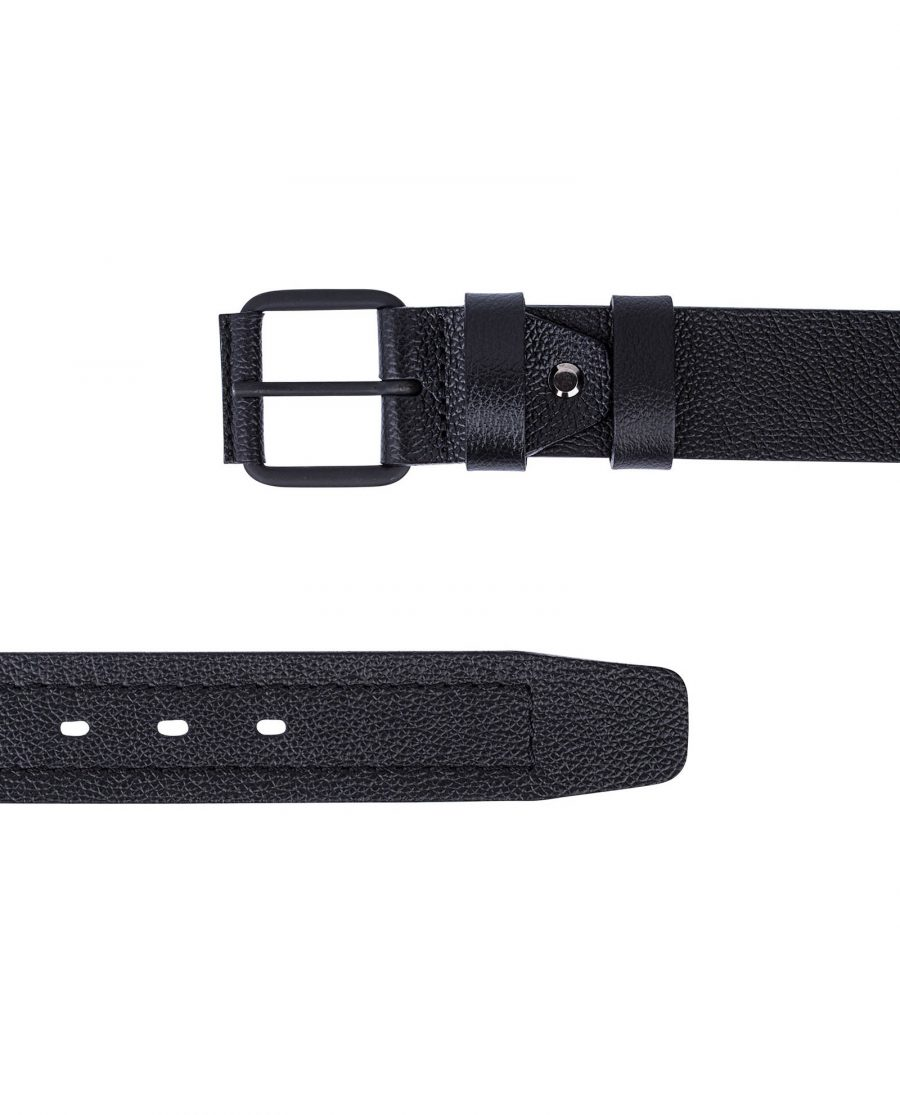 Cow-Thick-Leather-Belt-From-top