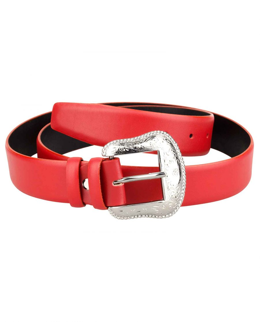 Cowgirl-Red-Belt-First-picture