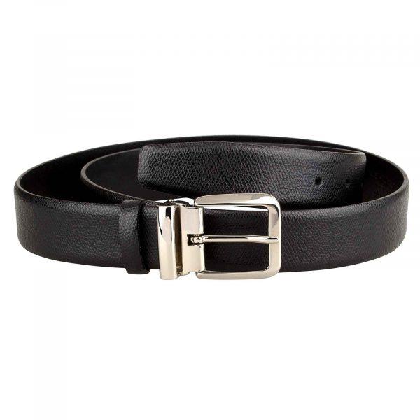 Cowhide-Belt-Italian-Buckle-Front-image