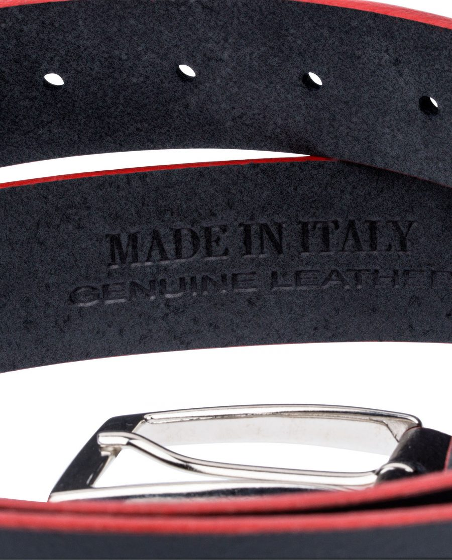 Cowhide-Belt-with-Red-Edges-Made-in-Italy