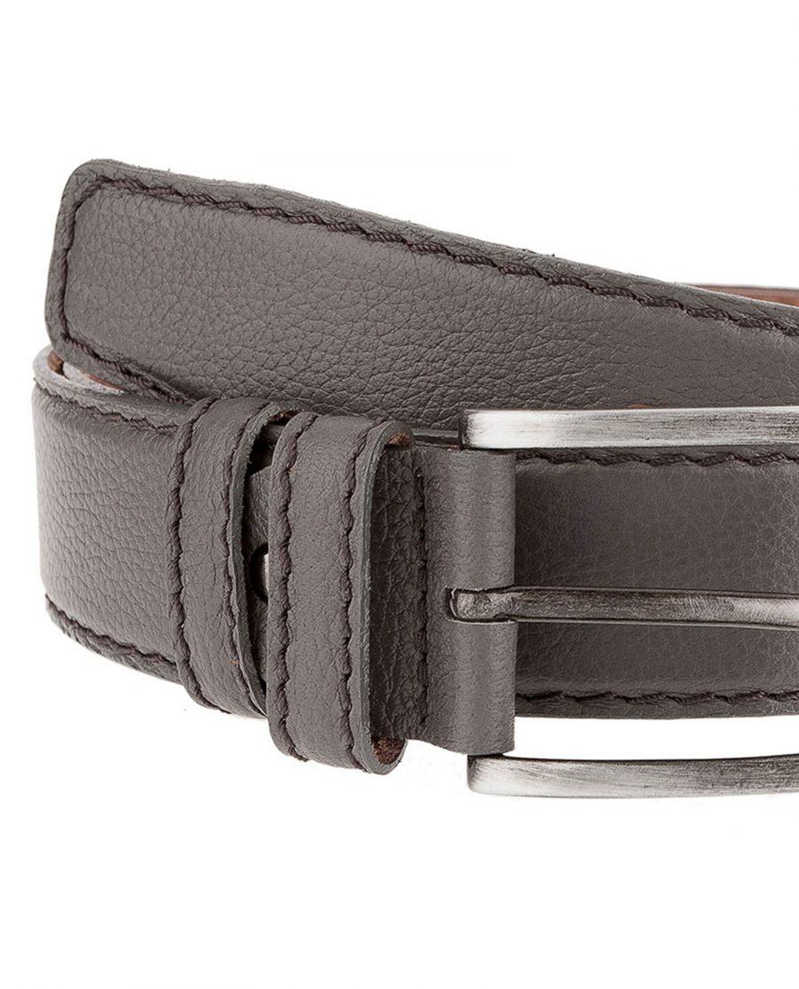 Gray-jeans-belt-buckle
