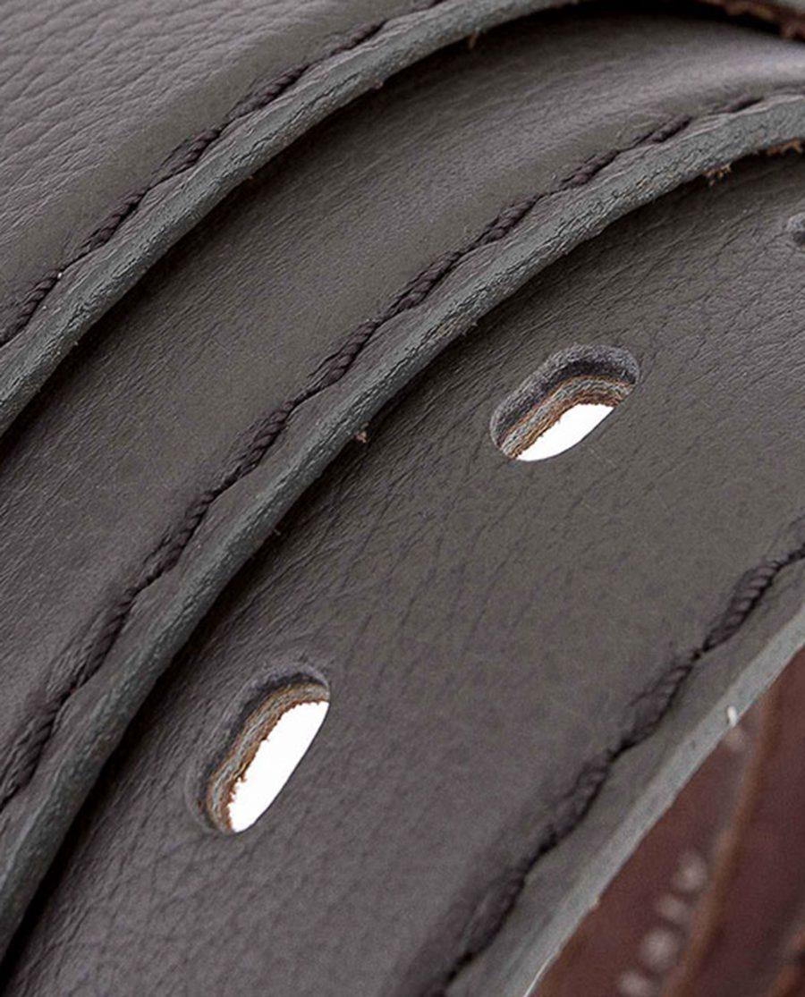 Gray-jeans-belt-rolled
