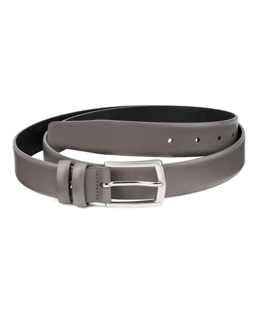 Grey-Leather-Belt-for-Men-30-mm-by-Capo-Pelle-Main-image