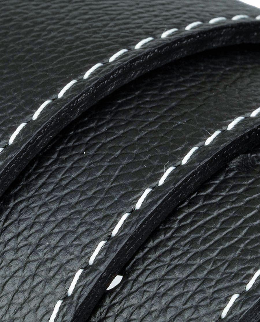 H-belt-strap-black-soft-rolled