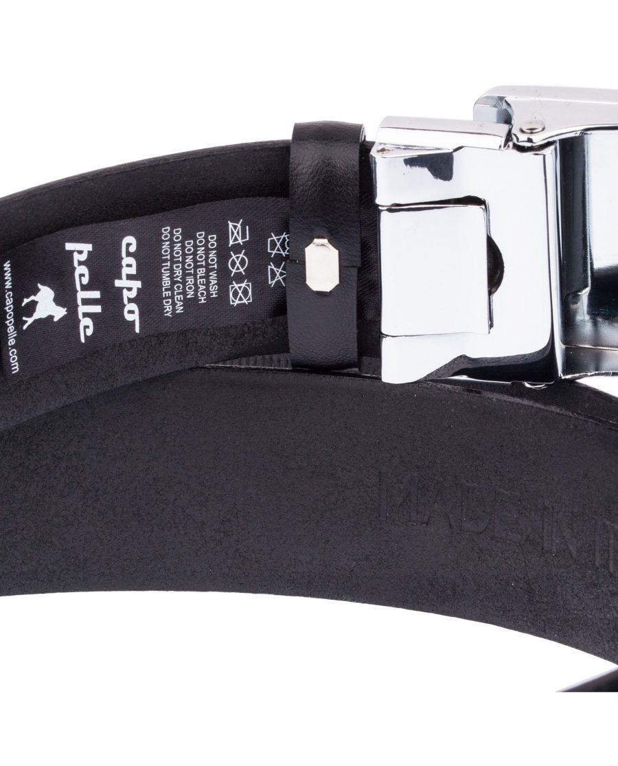 Holeless-Belt-with-Automatic-Buckle-Care-label