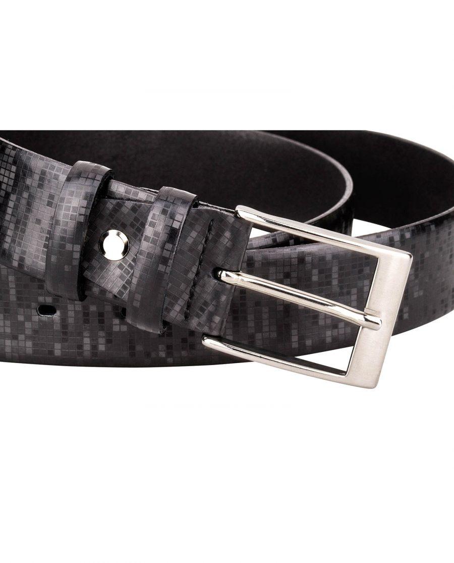 Hologram-Leather-Belt-Buckle-close-image